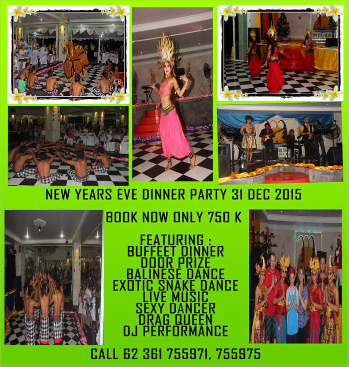 New Year Eve Party 2015